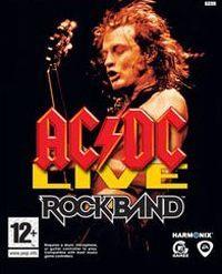 Okładka AC/DC LIVE: Rock Band Track Pack (Wii)
