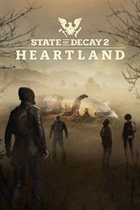 Game Box for State of Decay 2: Heartland (PC)