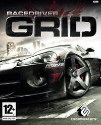 Okładka Race Driver: GRID (PC)