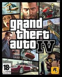 Game Box for Grand Theft Auto IV (PC)