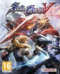 Okładka Soulcalibur V (X360)