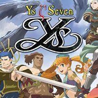 Okładka Ys Seven (PSP)