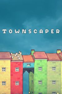 Townscaper (Switch cover