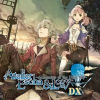Okładka Atelier Escha & Logy: Alchemists of the Dusk Sky DX (PC)
