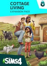 Okładka The Sims 4: Cottage Living (PC)