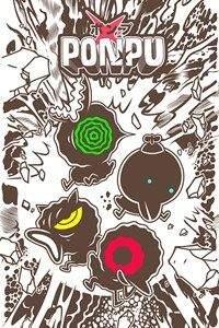 Okładka Ponpu (PS4)