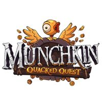 Okładka Munchkin: Quacked Quest (Switch)