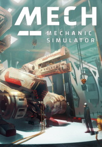 Mech Mechanic Simulator (XONE cover