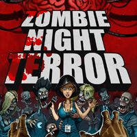 Game Box for Zombie Night Terror (PC)