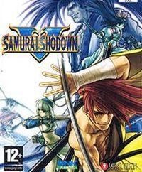 Game Box for Samurai Shodown V (PS2)