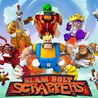 Okładka Slam Bolt Scrappers (PS3)