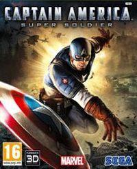 Okładka Captain America: Super Soldier (PS3)