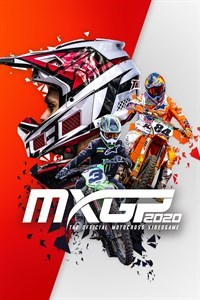 Game Box for MXGP 2020 (PS5)