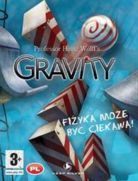 Game Box for Professor Heinz Wolff's Gravity (PC)