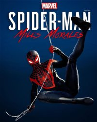 Game Box for Spider-Man: Miles Morales (PS5)