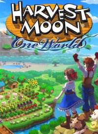 Game Box for Harvest Moon: One World (PS4)
