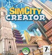 Okładka SimCity Creator (NDS)