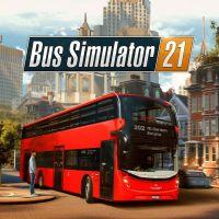 Okładka Bus Simulator 21 (PC)