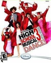 Okładka High School Musical 3: Senior Year - Dance! (X360)