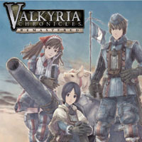 Okładka Valkyria Chronicles Remastered (Switch)