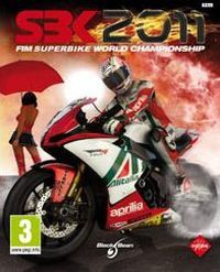 Okładka SBK 2011 (PS3)
