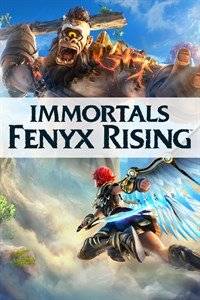 Immortals: Fenyx Rising cover