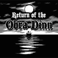 Game Box for Return of the Obra Dinn (PS4)