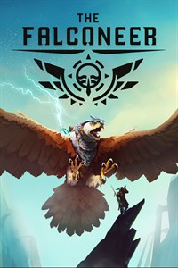 Game Box for The Falconeer (PC)