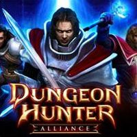 Game Box for Dungeon Hunter: Alliance (PS3)