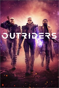 Outriders (PC cover