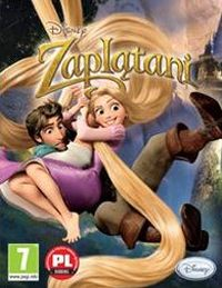 Game Box for Disney Tangled: The Video Game (PC)