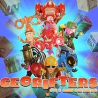 Game Box for Georifters (PS4)