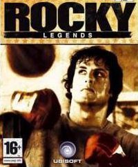 Game Box for Rocky: Legends (XBOX)