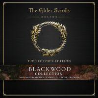 The Elder Scrolls Online: Blackwood (PC cover