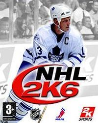 Game Box for NHL 2K6 (XBOX)