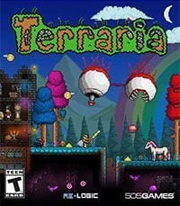 Game Box for Terraria (PC)