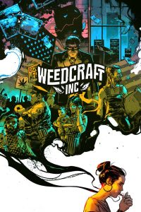 Weedcraft Inc (PC cover
