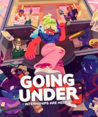 Game Box for Going Under (PC)