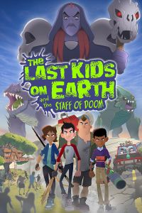 The Last Kids on Earth and the Staff of Doom (PS4 cover