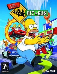 Okładka The Simpsons: Hit & Run (PC)