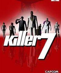 Game Box for killer7 (PS2)