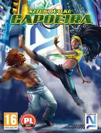 capoeira fighters ps2