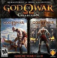 Okładka God of War Collection (PS3)