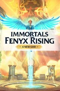 Immortals: Fenyx Rising - A New God (PC cover