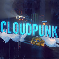 Game Box for Cloudpunk (PS4)