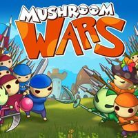Game Box for Mushroom Wars (PS3)