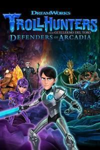 Game Box for Trollhunters: Defenders of Arcadia (PC)