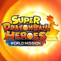 Okładka Super Dragon Ball Heroes: World Mission (Switch)