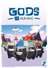 Okładka Gods vs Humans (PC)