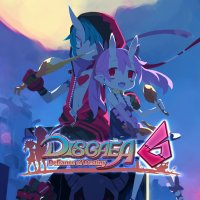 Disgaea 6: Defiance of Destiny (Switch cover